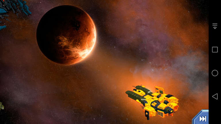 Star Command Kampf
