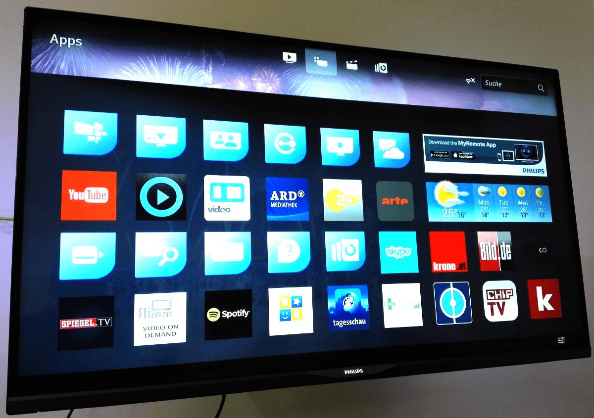 Smart TVs sind gar nicht so smart