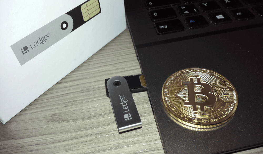 Hardware Bitcoin Wallet Ledger Nano
