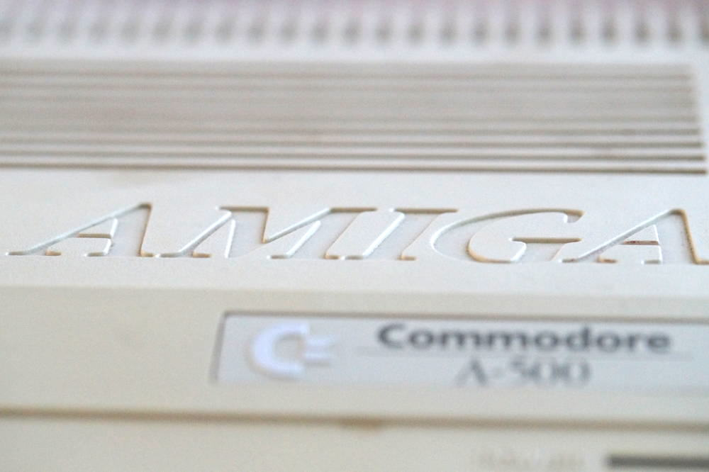 amiga 500 vintage computing