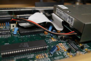 Amiga 500 Diskettenlaufwerk