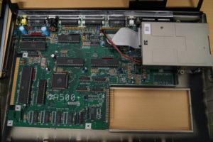 Amiga 500 Mainboard