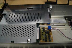 Amiga 500 Schutzblech