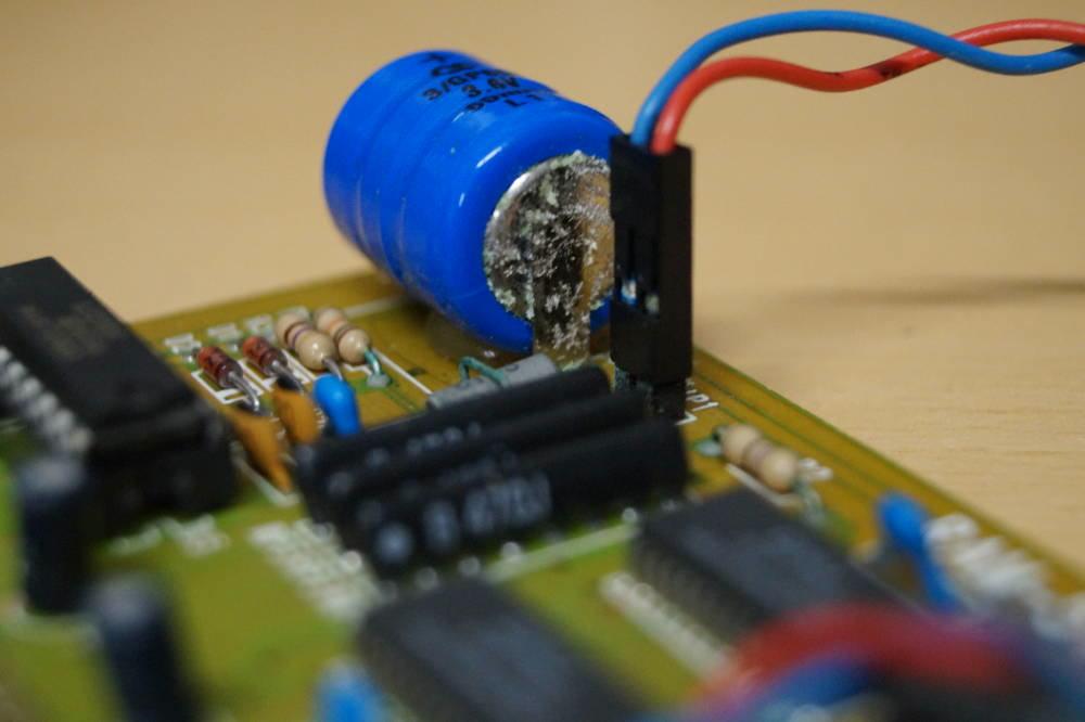 Gefahrenquelle Batterie