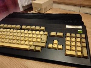 schwarzer Amiga 500