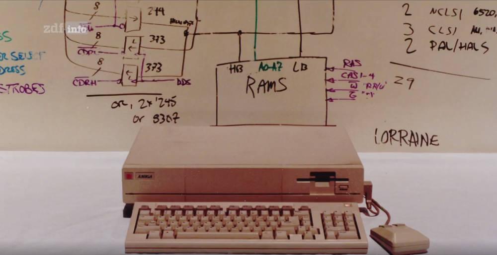 Amiga Dokumentation