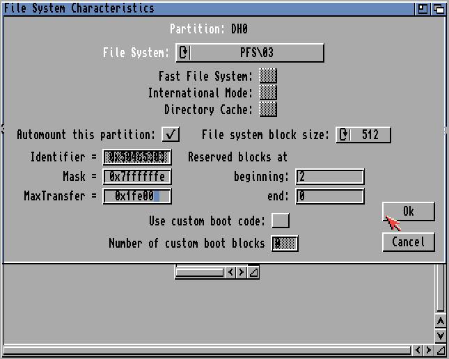 pfs3 file system
