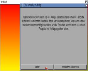 OS 39 installation 1