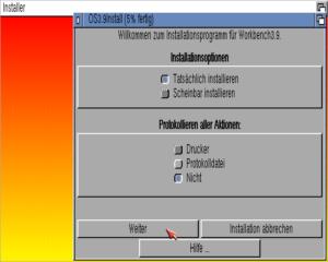 OS 39 installation 3