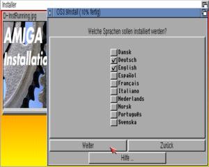 OS 39 installation 5