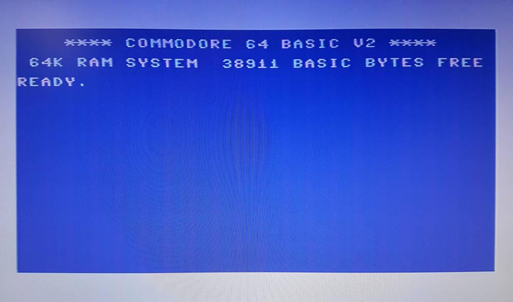 C64 Erfolg
