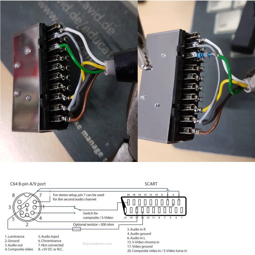 c64 Kabel