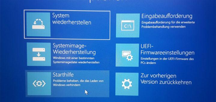Windows 10 Bootloop
