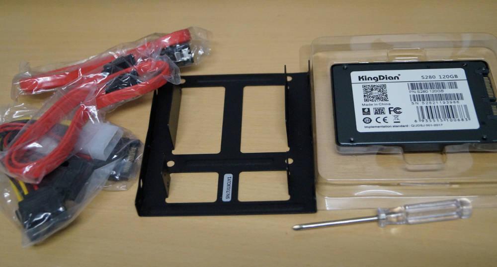 günstige SSD im Test