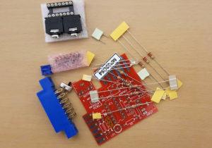 mp32c64 Bauteile
