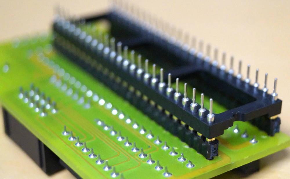 Pinleiste IC Sockel