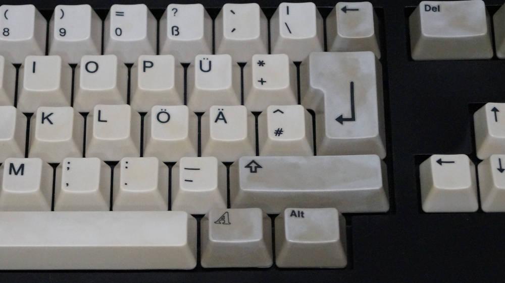 Amiga 500 Funktionstasten
