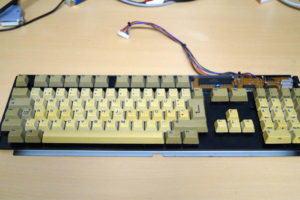Amiga 500 Tastatur
