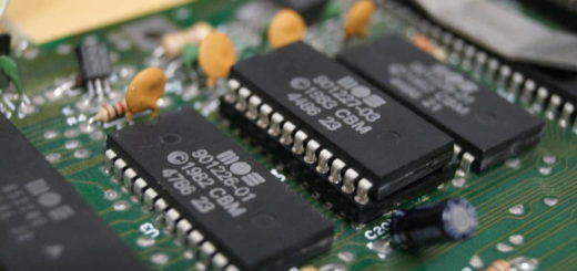 C64 Kernal ROM IC
