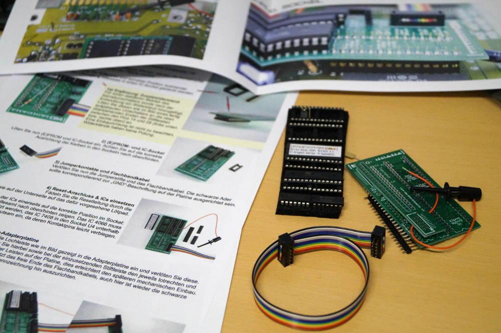C64 Kernel Umschalter Bausatz