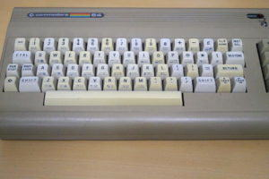 C64 vor retro bright