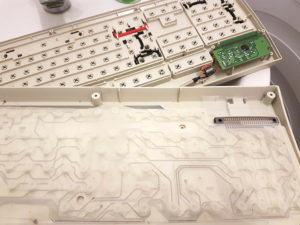 Tastatur Elektronik entfernen
