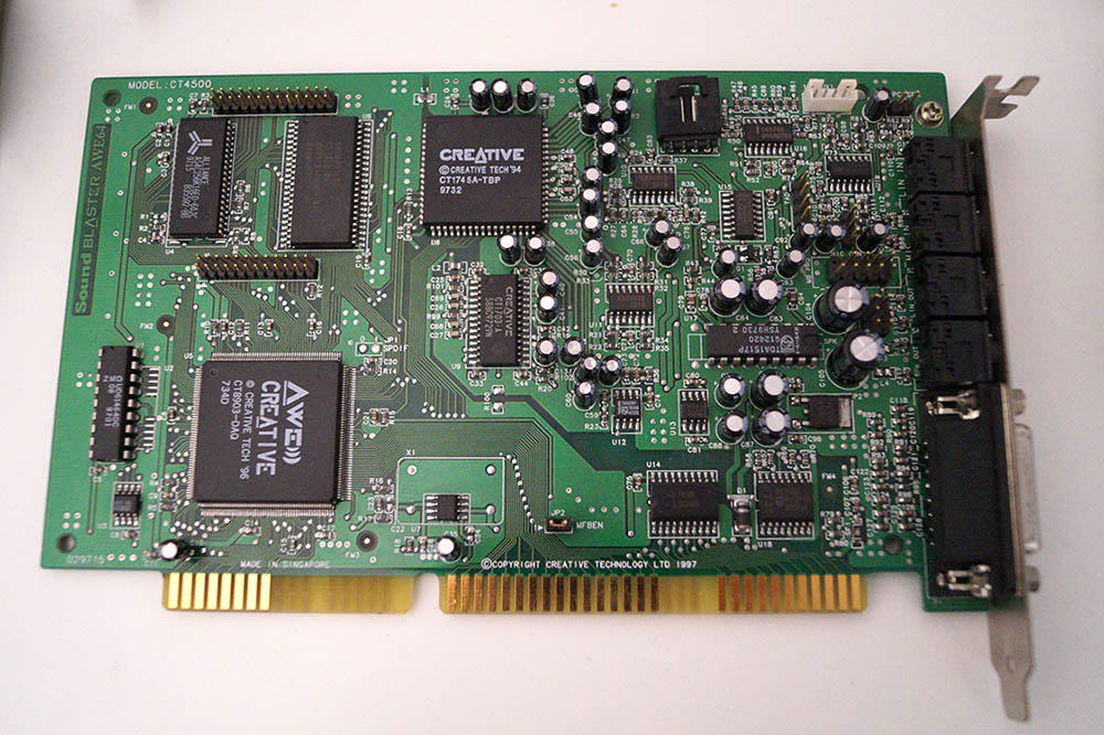 Creative Sound Blaster CT4500