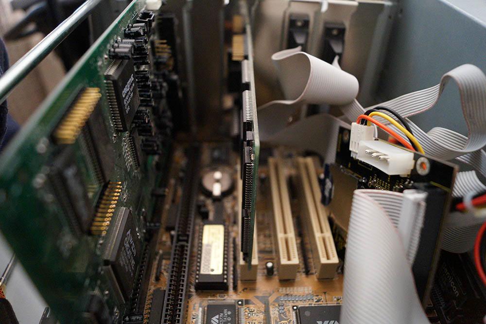 Creative Soundkarte DOS PC