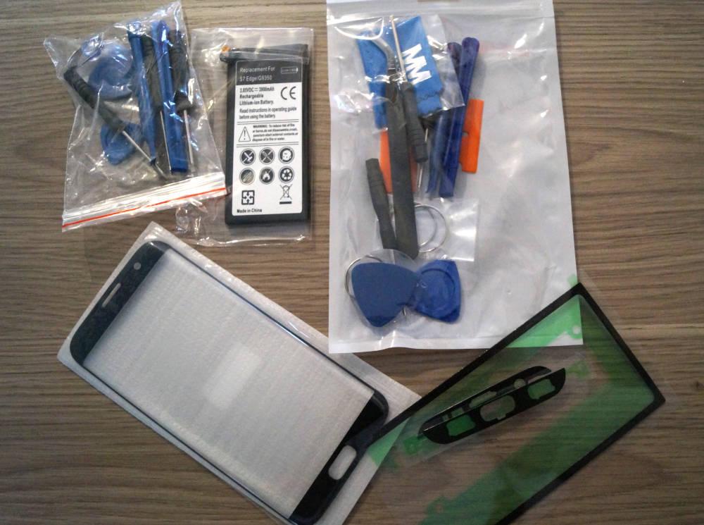 Reparaturset Samsung S7 Edge