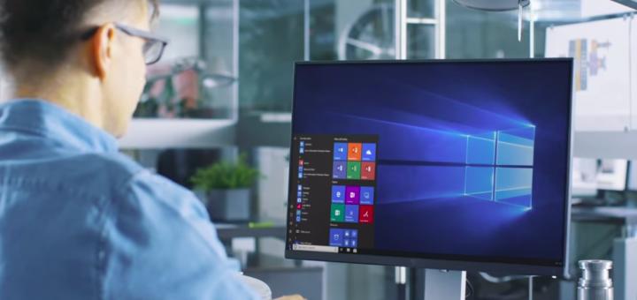 Windows 7 auf Windows 10 Umstieg