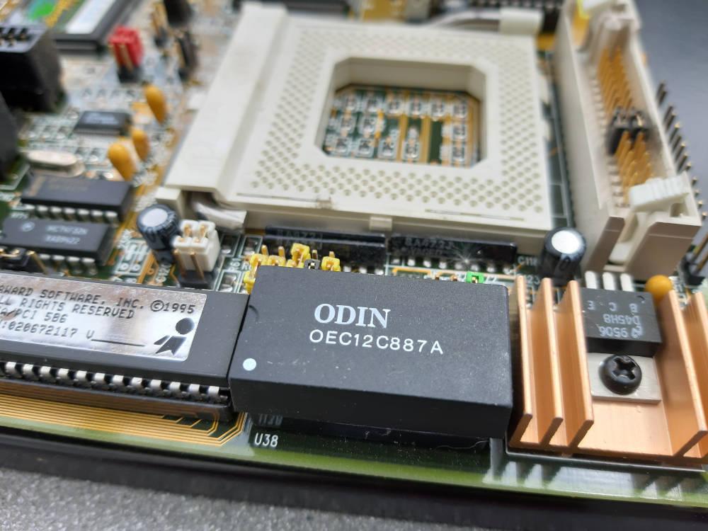 Odin OEC12C887A Batterie reparieren