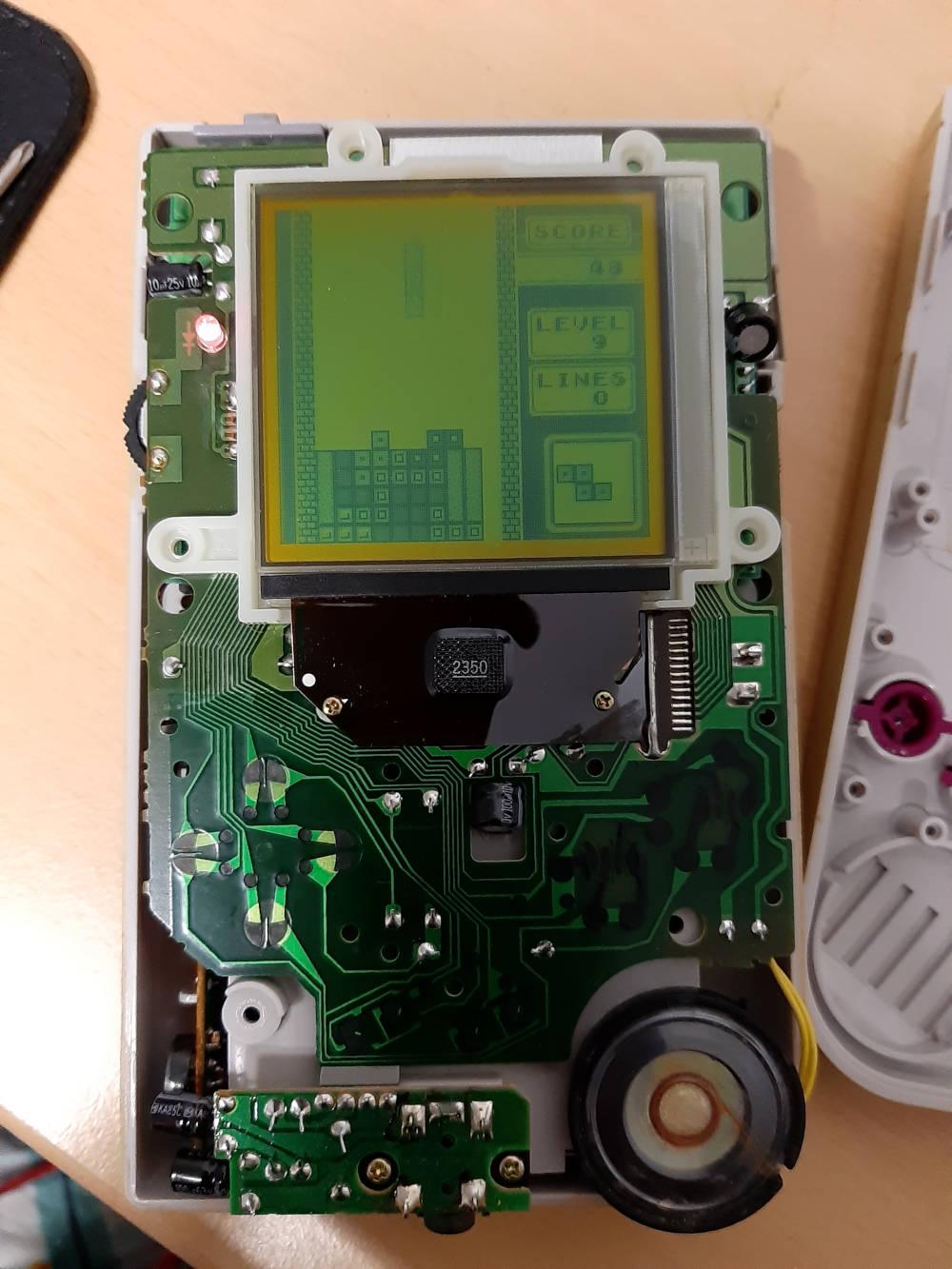 GameBoy Classic reparieren