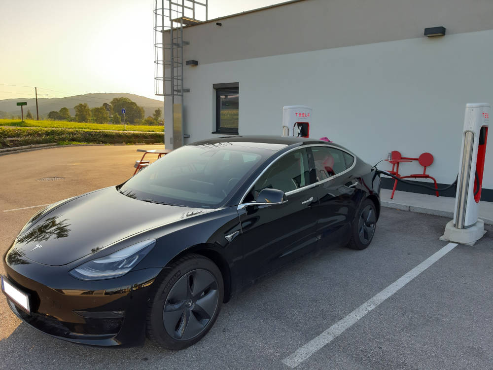 Supercharger St. Georgen im Attergau