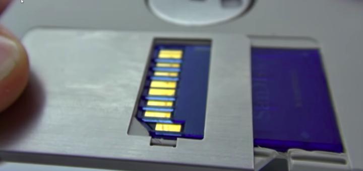 SD Floppy Laufwerk