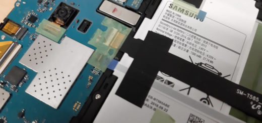 Samsung Galaxy Tab A Display Reparatur