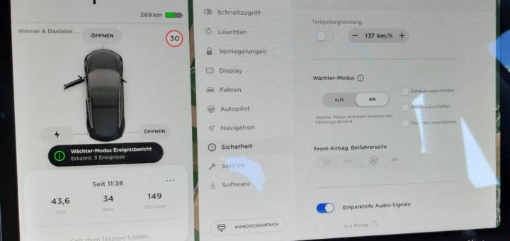 USB-Stick für Tesla Wächter Modus vorbereiten