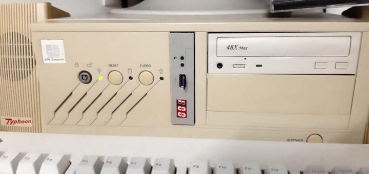 Gotek Emulator Pentium PC