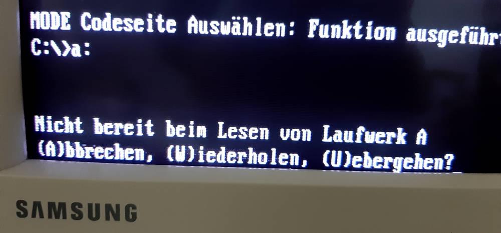 Gotek Floppy Emulator Problem lösen