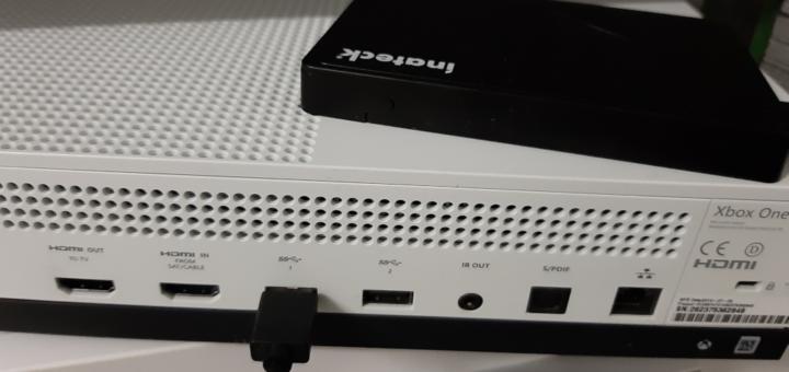 XBOX One externe Festplatte formatieren