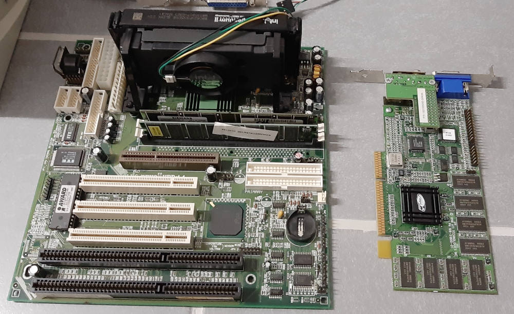 Pentium 2 Build