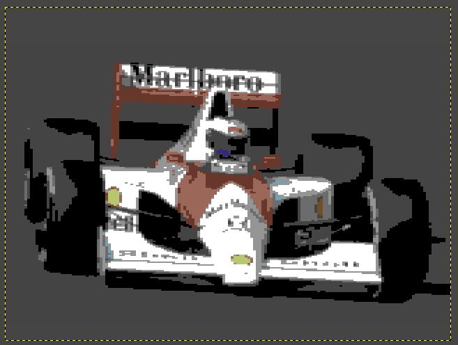 C64 Bild Formula 1
