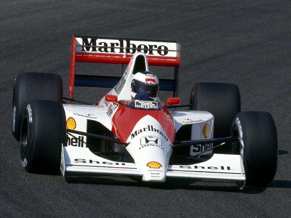 McLaren Honda 1990