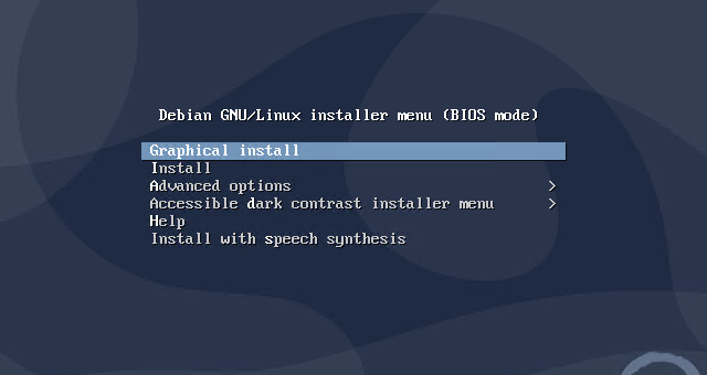 virtueller LAMP Server Installation