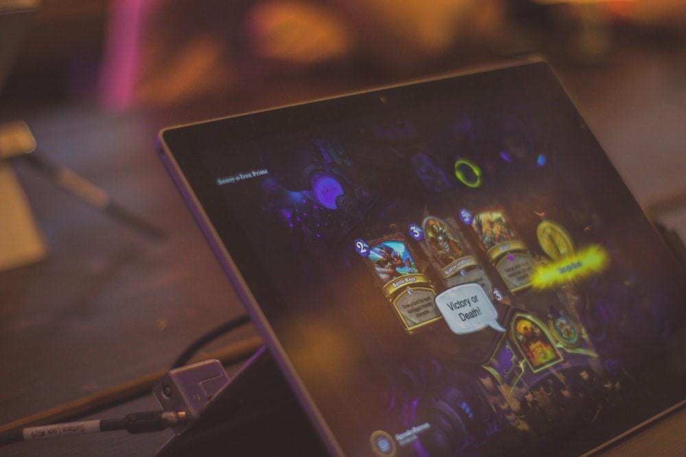 Tablets mit einem PS4-Controller verbinden