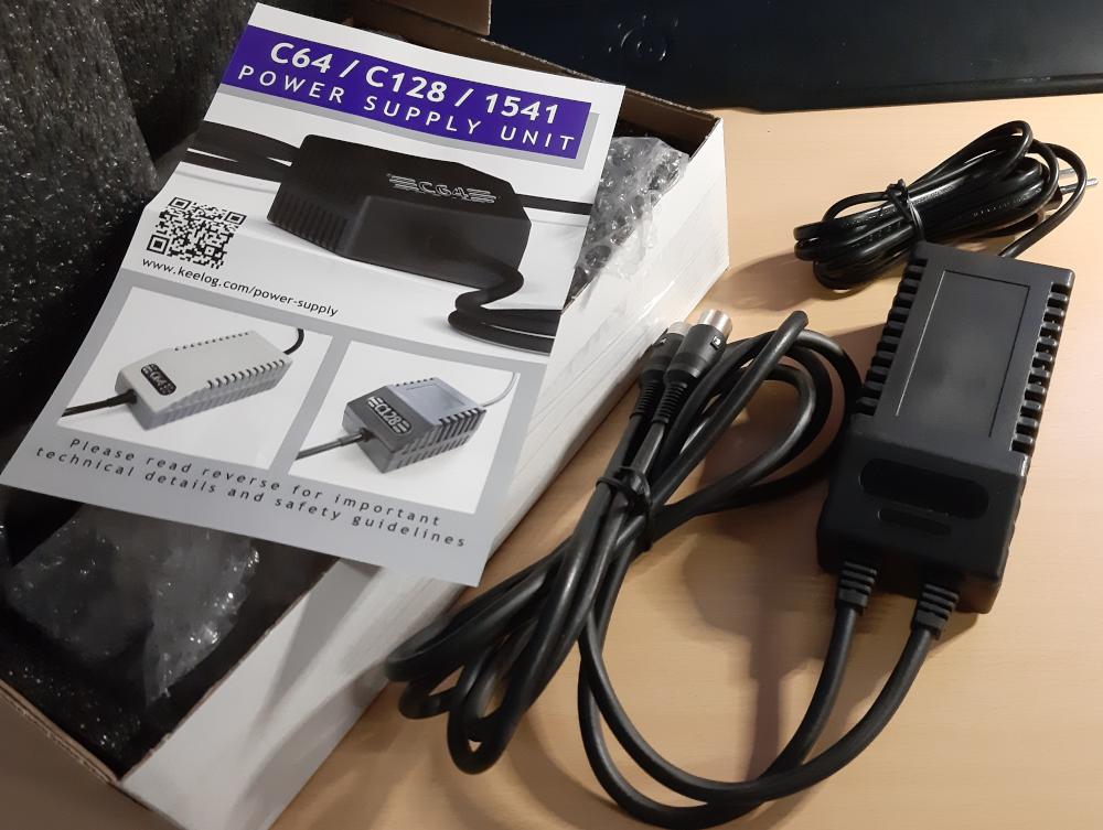 neues Netzteil für den C64