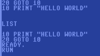 run list c64