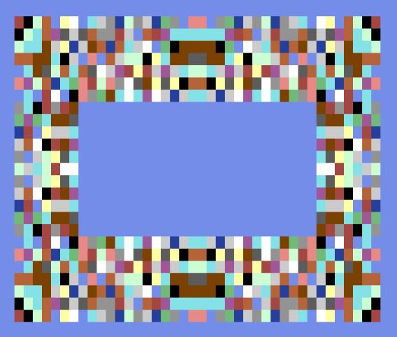 C64 Grafik Demo