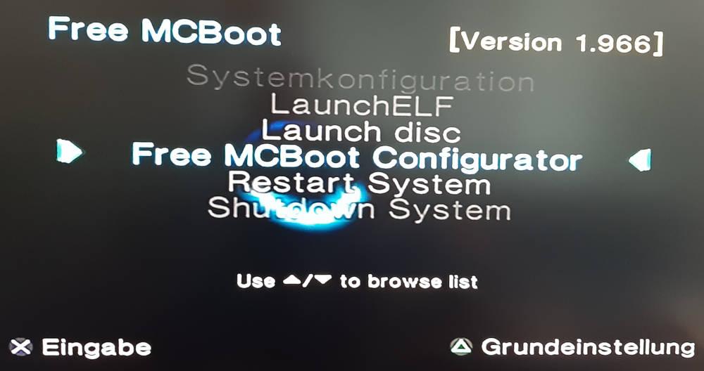 free mcboot configurator