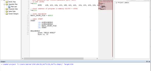 CBM Studio C64 Assembler Programmierung.jpg